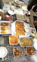 20100410豪華な食事