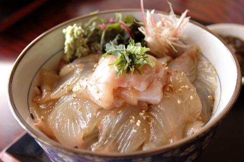 汐風ヅケ丼1