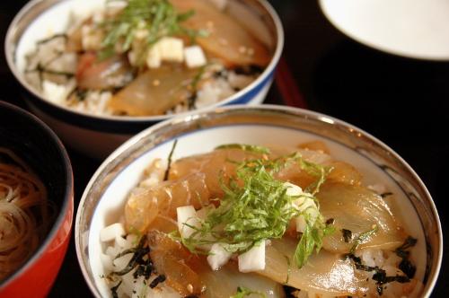 ニシン番屋ヅケ丼1