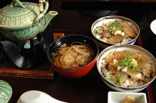 ニシン番屋ヅケ丼