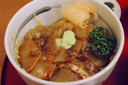 どんヅケ丼1
