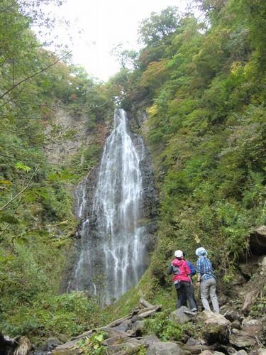 くろくまの滝1003