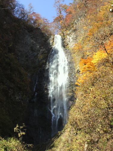 くろくまの滝20141026
