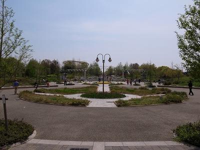 緑地公園その1