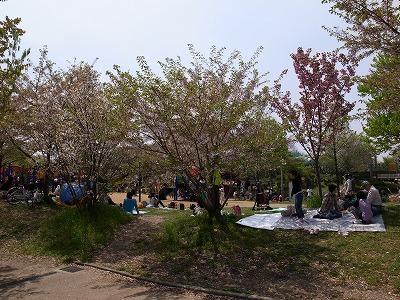 緑地公園その3