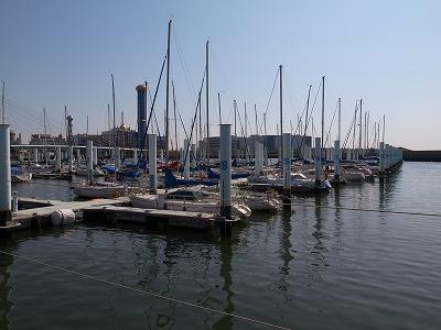 北港ヨットハーバーその4