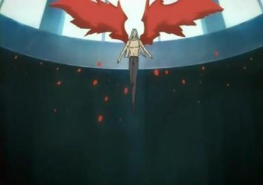 両翼の天使、水天宮