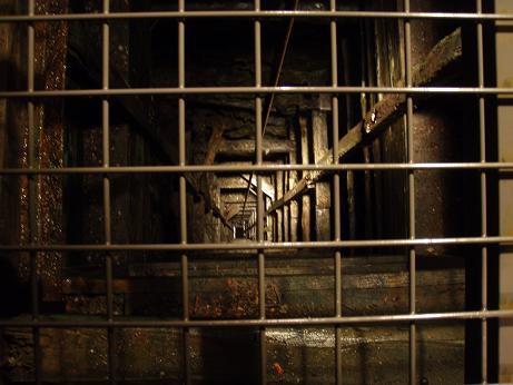 地下510メーター