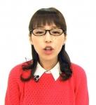 平野綾 セクシー 顔アップ メガネ カメラ目線 地上波キャプチャー 声優アイドル 高画質エロかわいい画像60