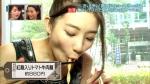 足立梨花 セクシー 食事顔 麺すすり 顔アップ 地上波キャプチャー 擬似フェラ顔 高画質エロかわいい画像2