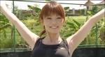森崎友紀 セクシー 脇 顔アップ カメラ目線 キャプチャー 美人料理研究家 高画質エロかわいい画像11