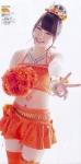 川栄李奈 セクシー ビキニ水着 カメラ目線 AKB48選抜総選挙 水着サプライズ発表2014 ニーソックス おへそ ピース 高画質エロかわいい画像49
