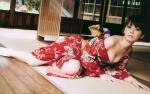 森崎友紀 セクシー 着物 胸チラ おっぱいの谷間 カメラ目線 誘惑 色気 美人料理研究家 壁紙サイズ 高画質エロかわいい画像17