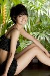 剛力彩芽 セクシー ビキニ水着 ショートヘア カメラ目線 体育座り 女優 高画質エロかわいい画像65