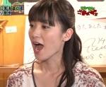 大江麻理子 テレビ東京 女子アナウンサー セクシー 口開け 舌 顔アップ 地上波キャプチャー 高画質エロかわいい画像3