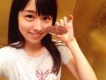 AKB48 岩立沙穂 セクシー カメラ目線 顔アップ 擬似 高画質エロかわいい画像2