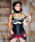 Danielle Colby Cushman 海外番組アメリカンピッカーズ(American Pickers) セクシー ムチムチ 太もも タトゥー 誘惑 高画質エロかわいい画像9