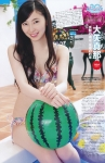 SKE48 大矢真那 セクシー ビキニ水着 おっぱいの谷間 AKB48選抜総選挙 水着サプライズ発表2014 高画質エロかわいい画像75