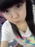 NMB48 市川美織 レモン セクシー 顔アップ カメラ目線 ほっぺた 自撮り ロリータフェイス 高画質エロかわいい画像27