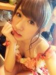 元AKB48 片山陽加 セクシー 胸チラ おっぱいの谷間 顔アップ カメラ目線 高画質エロかわいい画像27