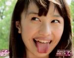 ももいろクローバーZ 百田夏菜子 セクシー 舌出し 顔アップ 笑顔 高画質エロかわいい画像21 ザーメンおねだり顔射待ち