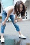 谷村美月 セクシー タンクトップ 前屈み 巨乳おっぱいの谷間 胸チラ 女優 高画質エロかわいい画像18
