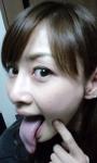 杉原杏璃 セクシー 舌出し 口開け 顔アップ カメラ目線 ブログ自撮り 誘惑 高画質エロかわいい画像33