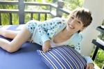 平野綾 セクシー カメラ目線 笑顔 声優アイドル 壁紙サイズ 太もも 胸元の空いたTシャツ 高画質エロかわいい画像63