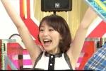 平野綾 セクシー 脇 口開け 地上波キャプチャー 声優 エロかわいい画像65