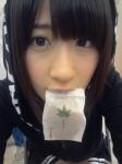 AKB48 石田晴香 セクシー 顔アップ カメラ目線 おまんじゅう咥え 釣り写真 高画質エロかわいい画像48