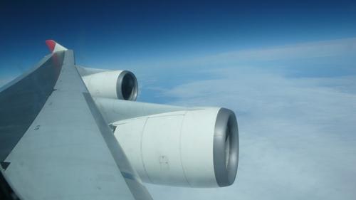 747の羽根