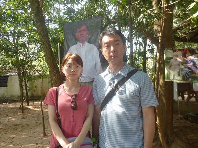 神奈川の岡元さん夫妻
