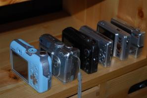ジャンクカメラいっぱい