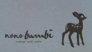ノノバンビさんロゴ