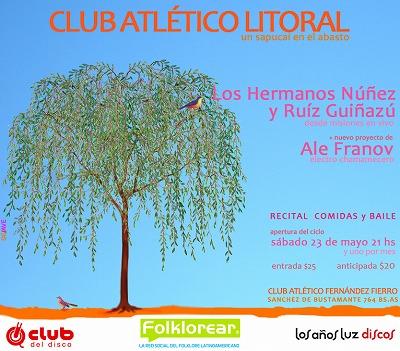アレ・フラ・インフォ・ヌエボ Ale Fra INFO.nuevo-LosHnosNuniez&Ruiz+AleFra