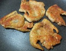 塩鶏皮せんべい 調理