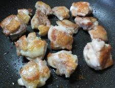 ブロッコリーとチキンのマヨジェノベーゼ焼き 調理②