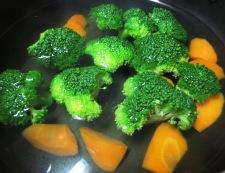 ブロッコリーとチキンのマヨジェノベーゼ焼き 【下準備】④