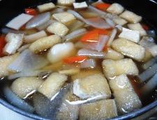 団子汁 調理