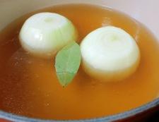 玉ねぎ♪丸ごとスープ煮 調理②