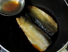 にしん蕎麦 調理②