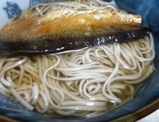 にしん蕎麦 調理⑤