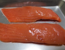 生鮭 材料