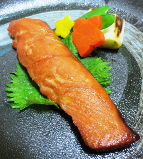 鮭の味噌漬け B