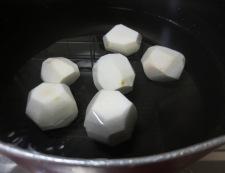 手羽中と里芋の炊いたん 【下準備】②