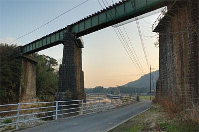 第二金辺川橋梁04