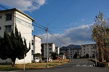 穴生社宅10