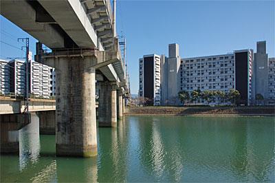 長寿園高層アパート02