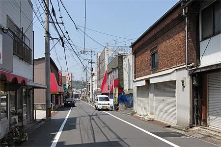 八幡東区のレンガ建築01