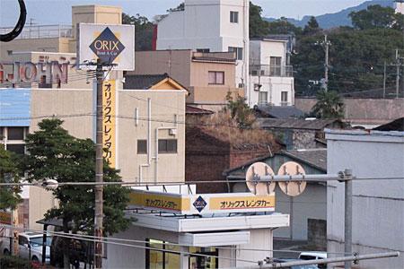八幡西区藤田のレンガ建築01
